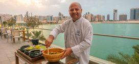 الشيف عماد زلوم يشارك شغفه بالطهي وعشقه للمأكولات العربية