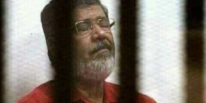 النيابة المصرية تكشف تفاصيل وفاة الرئيس الأسبق مرسي أثناء المحاكمة