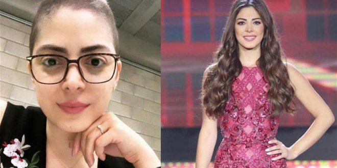 بعد صراع طويل.. وصيفة ملكة جمال لبنان ميشال حجل تستسلم لمرض السرطان