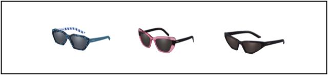 موضة النظارات الشمسية في صيف 2019