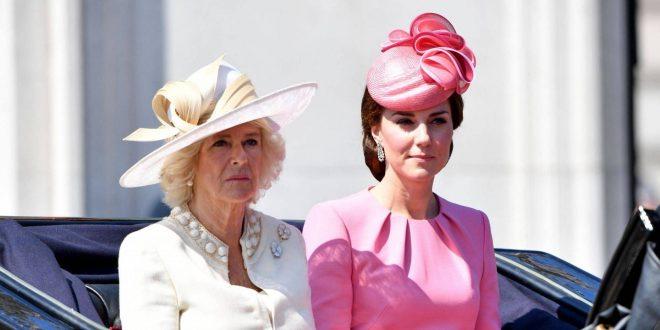 زوجة والد الأمير وليام توجه ملاحظة لكايت ميدلتون أمام الجميع
