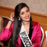 الحسناء المغربية فريال الزياري تتوج بلقب ملكة جمال العرب لعام 2019