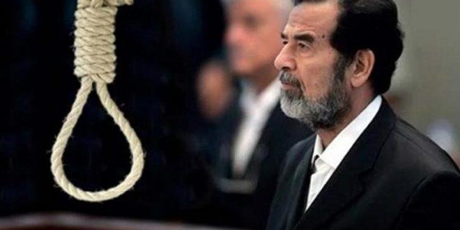 أول قاض حاكم صدام حسين يُفجر مفاجأة بشأن إعدامه