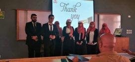 طلاب الجامعة المصرية الروسية اخترعوا سيارة كهربائية ببصمة الوجه وبتركن بالريموت
