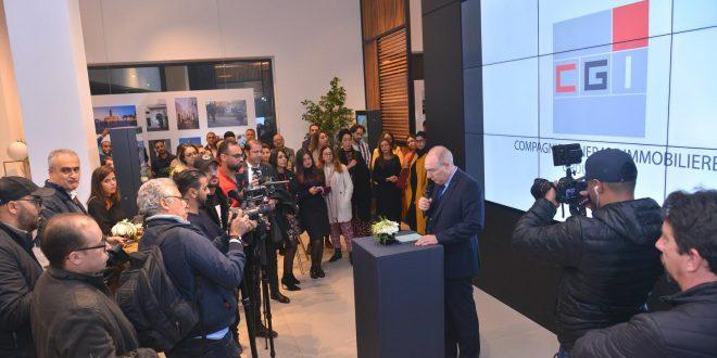 """الشركة العامة العقارية """"CGI"""" تُطلق في الدار البيضاء معرضا فوتوغرافيا بعنوان  """"RENOUER AVEC CASABLANCA"""""""