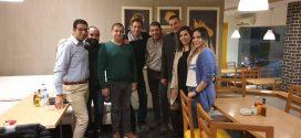 جيهان قمرى تحتفل بمرور 20 عاما على اول فرع لسلسلة مطاعم Euro Deli