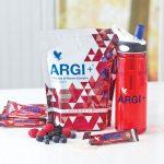 فوريفر آرجي +.. مكمل غذائي مصنوع من طرف الحائز علىجائزة نوبل للطب