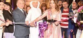 بالصور.. افتتاح غاليري ارتيستا للفنانة التشكيلية لمياء منهل في دبي