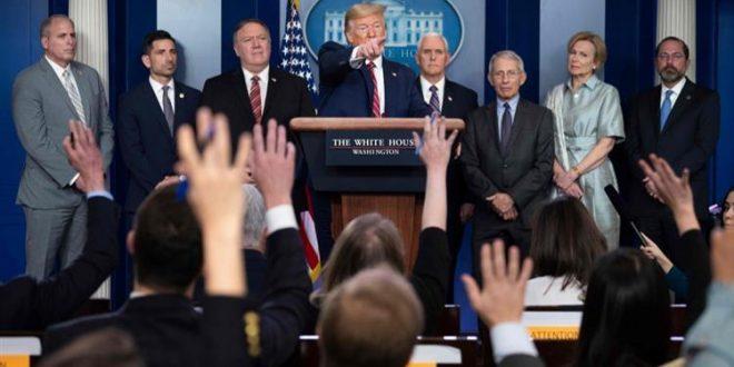 ترامب يرفض فرض حجر صحي على الولايات المتحدة